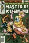 Master of Kung Fu #72 comic books for sale