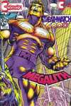 Megalith #2 comic books for sale