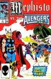 Mephisto vs. #4 comic books for sale