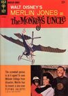 Merlin Jones as the Monkey's Uncle #1 comic books for sale