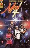 Meta-4 Comic Books. Meta-4 Comics.