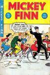 Mickey Finn #11 comic books for sale
