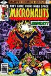 Micronauts #10 Comic Books - Covers, Scans, Photos  in Micronauts Comic Books - Covers, Scans, Gallery