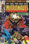 Micronauts #10 comic books for sale
