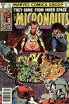 Micronauts #14 comic books for sale