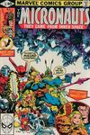 Micronauts #15 comic books for sale