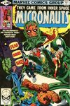Micronauts #16 Comic Books - Covers, Scans, Photos  in Micronauts Comic Books - Covers, Scans, Gallery