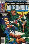 Micronauts #16 comic books for sale