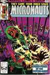 Micronauts #17 comic books for sale