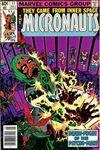 Micronauts #17 comic books for sale