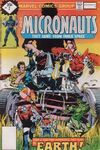 Micronauts #2 comic books for sale
