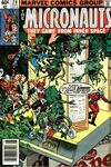 Micronauts #20 comic books for sale