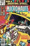 Micronauts #22 comic books for sale