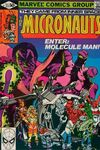Micronauts #23 Comic Books - Covers, Scans, Photos  in Micronauts Comic Books - Covers, Scans, Gallery