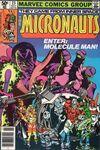 Micronauts #23 comic books for sale