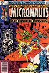 Micronauts #24 comic books for sale