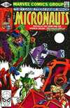 Micronauts #25 comic books for sale