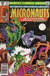 Micronauts #25 comic books for sale