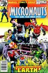 Micronauts #2 comic books for sale