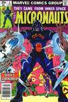 Micronauts #4 Comic Books - Covers, Scans, Photos  in Micronauts Comic Books - Covers, Scans, Gallery