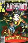 Micronauts #5 comic books for sale
