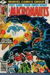 Micronauts #8 Comic Books - Covers, Scans, Photos  in Micronauts Comic Books - Covers, Scans, Gallery