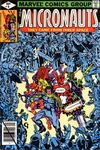 Micronauts #9 Comic Books - Covers, Scans, Photos  in Micronauts Comic Books - Covers, Scans, Gallery