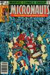 Micronauts #9 comic books for sale