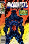 Micronauts #15 comic books for sale
