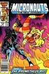 Micronauts #19 comic books for sale