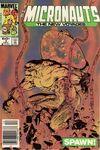 Micronauts #3 comic books for sale