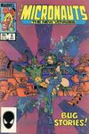 Micronauts #6 comic books for sale
