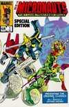 Micronauts Special Edition comic books