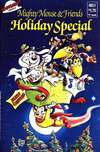 Mighty Mouse and Friends Holiday Special Comic Books. Mighty Mouse and Friends Holiday Special Comics.