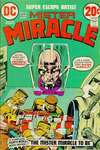 Mister Miracle #10 comic books for sale