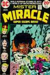 Mister Miracle #16 comic books for sale