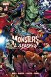 Monsters Unleashed comic books