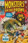 Monsters on the Prowl #10 comic books for sale