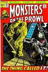 Monsters on the Prowl #15 comic books for sale