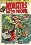 Monsters on the Prowl #16 comic books for sale