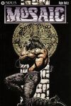 Mosaic: Hell City Ripper #4 comic books for sale