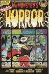 Mr. Monster's Hi-Octane Horror comic books