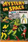 Mystery in Space #107 comic books for sale