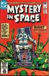 Mystery in Space #116 comic books for sale