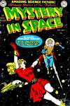 Mystery in Space comic books