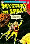 Mystery in Space #16 Comic Books - Covers, Scans, Photos  in Mystery in Space Comic Books - Covers, Scans, Gallery