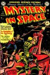 Mystery in Space #3 Comic Books - Covers, Scans, Photos  in Mystery in Space Comic Books - Covers, Scans, Gallery