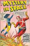 Mystery in Space #85 comic books for sale