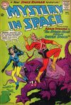Mystery in Space #95 comic books for sale