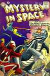 Mystery in Space #55 comic books for sale